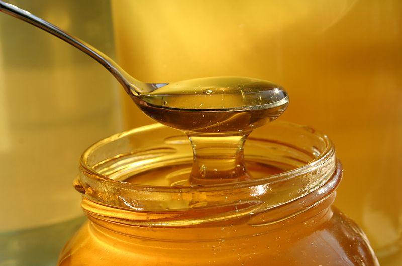 Včelí med (ilustr. obr.)