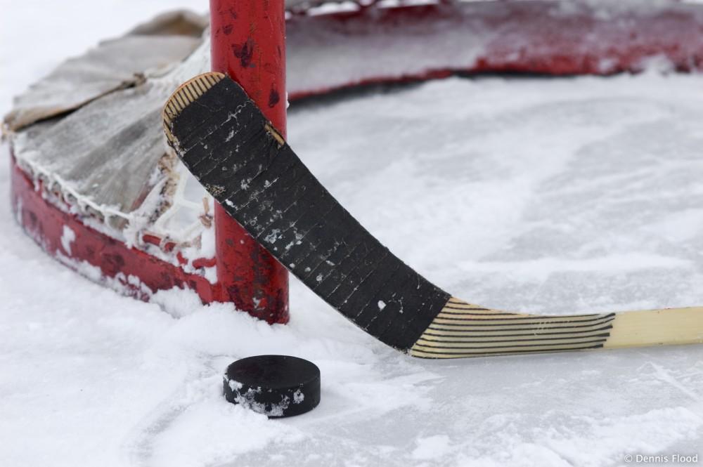 Hokej (ilustrační foto).