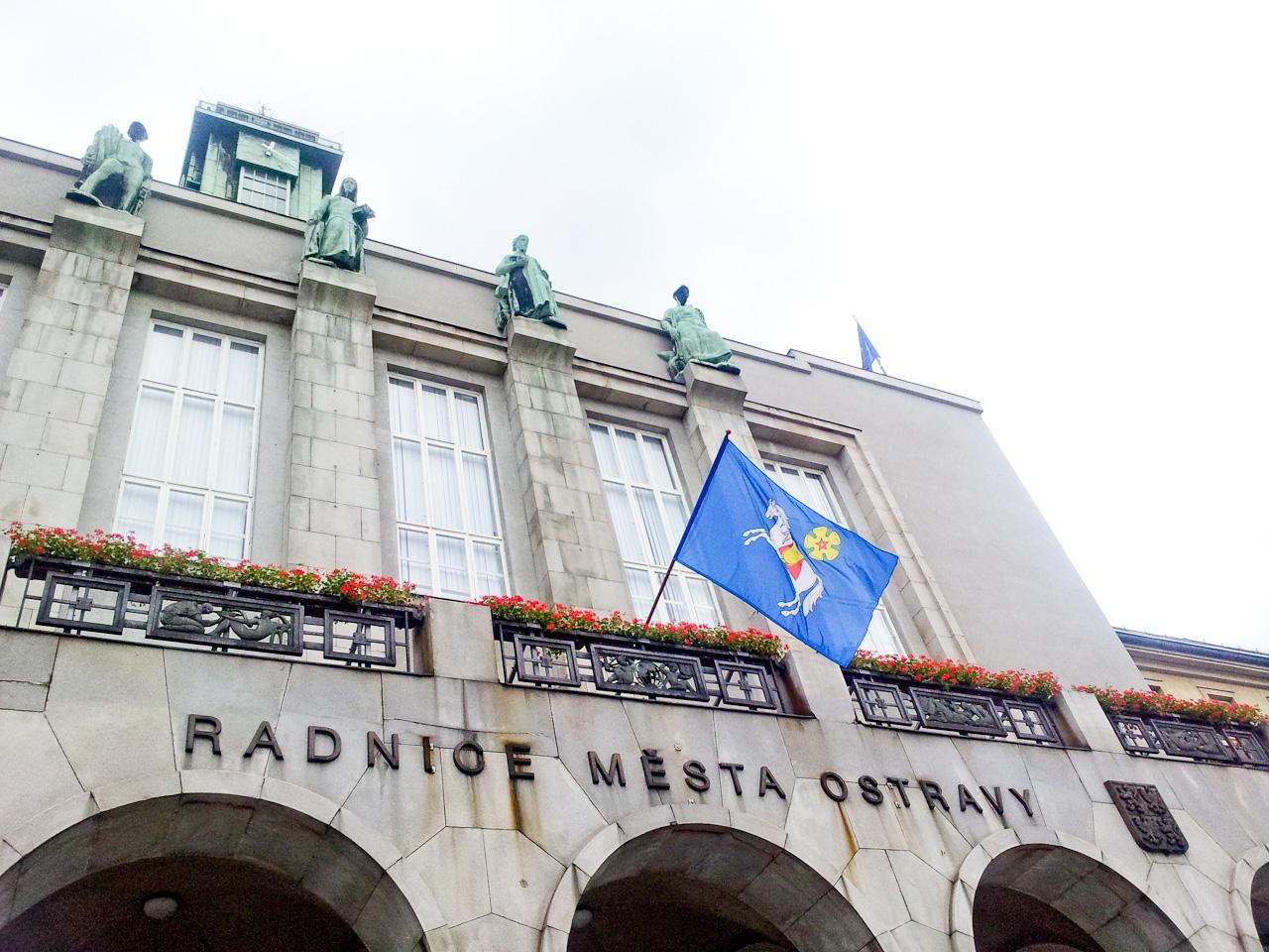 Radnice města Ostravy