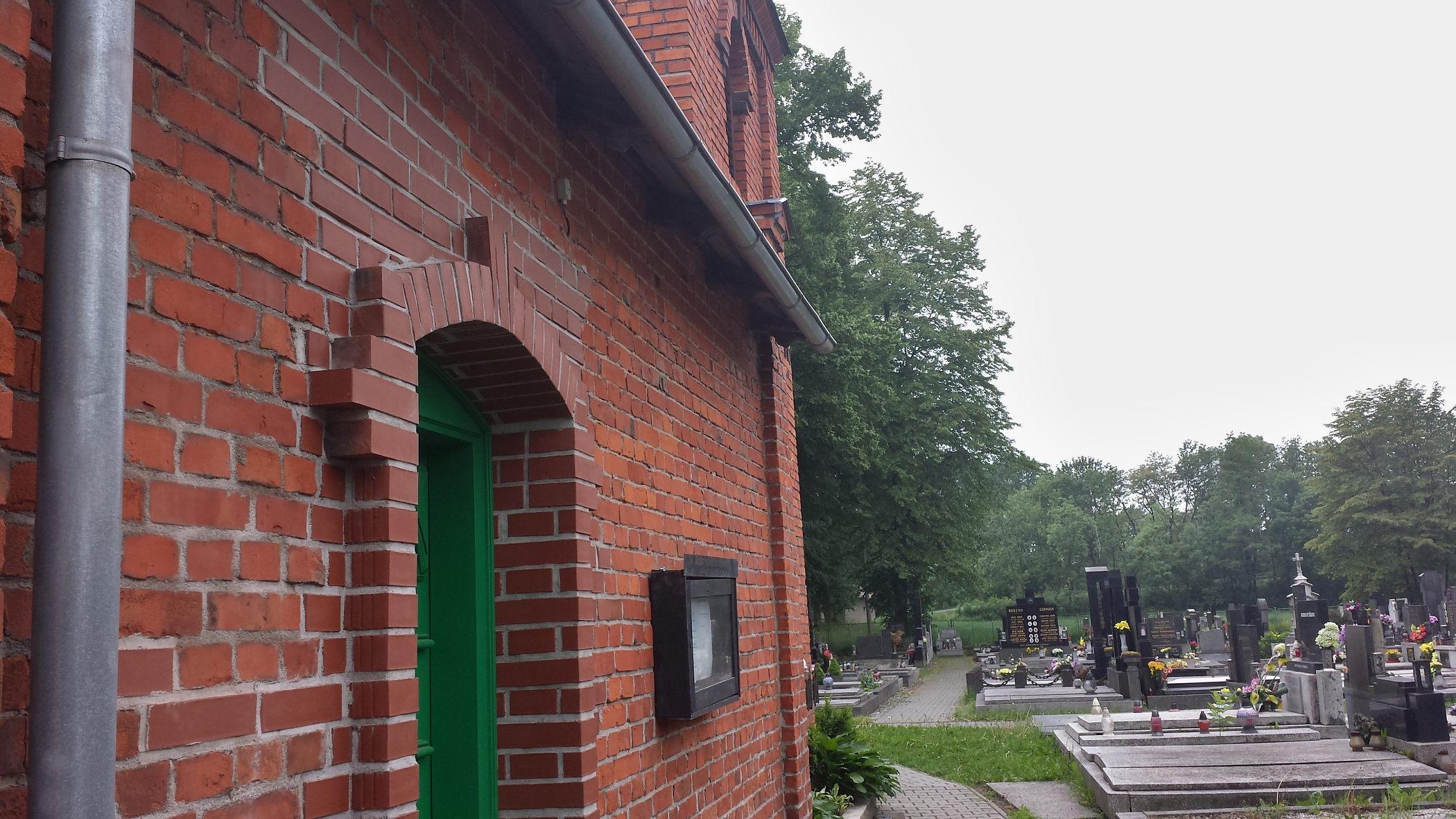Kaple ve Skřečoni