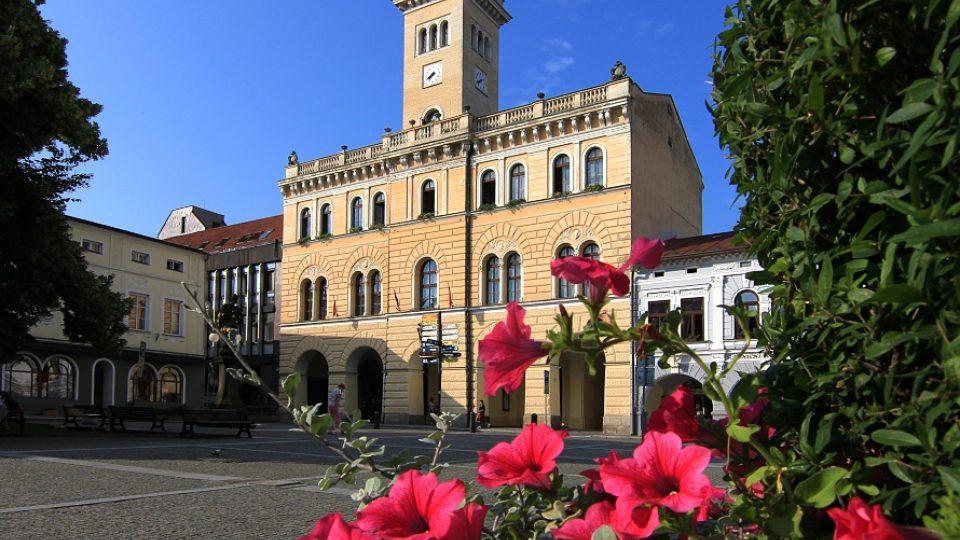 Frenštát pod Radhoštěm - radnice
