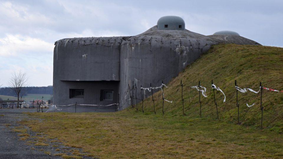 Areál československého opevnění v Hlučíně-Darkovičkách