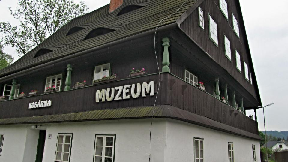 Kosárna Karlovice - Národní kulturní památka