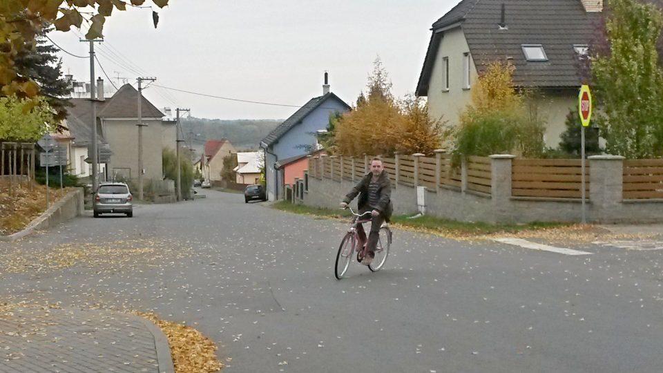 Úvalno na Bruntálsku je první obcí v kraji, kde můžete zdarma sdílet kolo