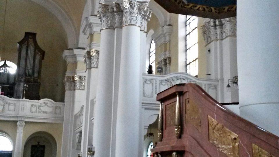 Kostel Panny Marie Královny