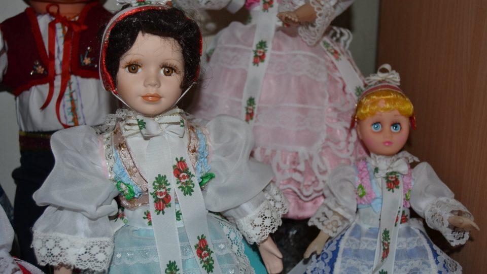 Krojované panenky z Veřovic