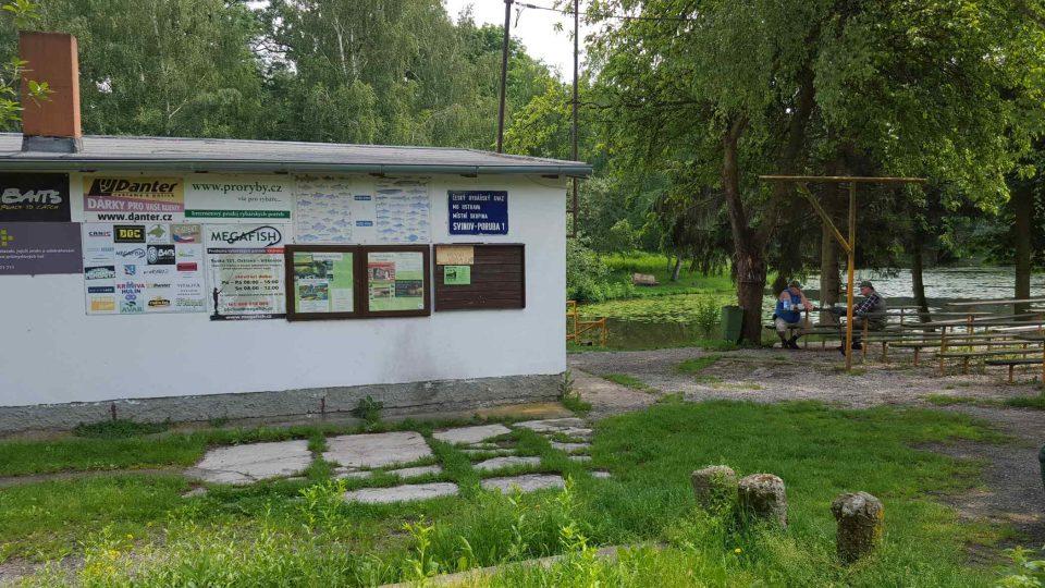 Mezi Rybáři v Ostravě-Svinově