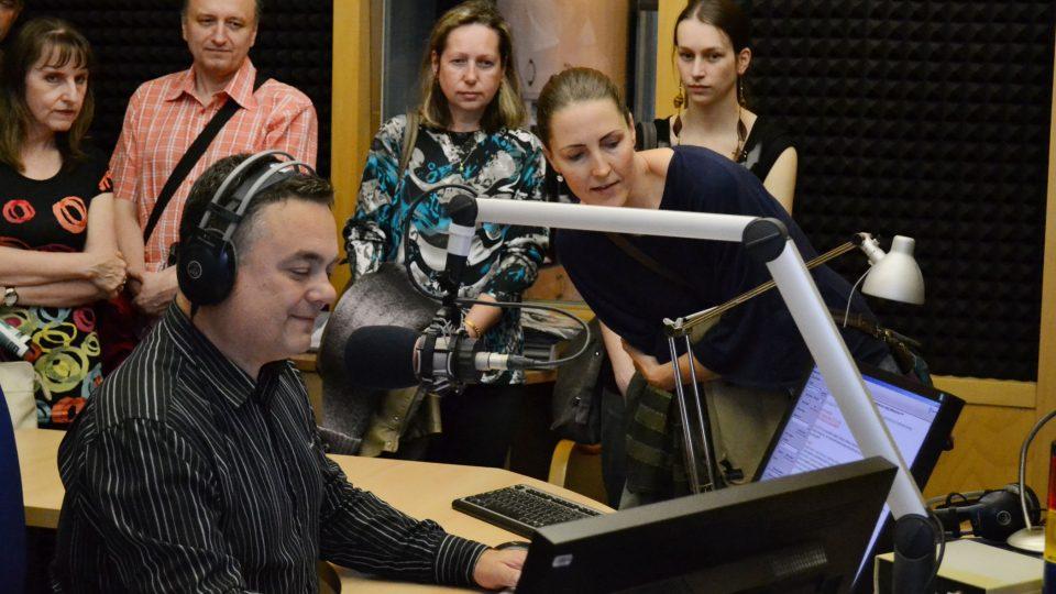 Vysílání z Ostravské muzejní noci