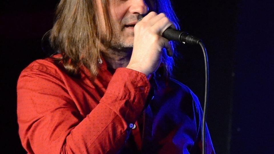 Igor Vašut, autor hudebního týdeníku Harenda