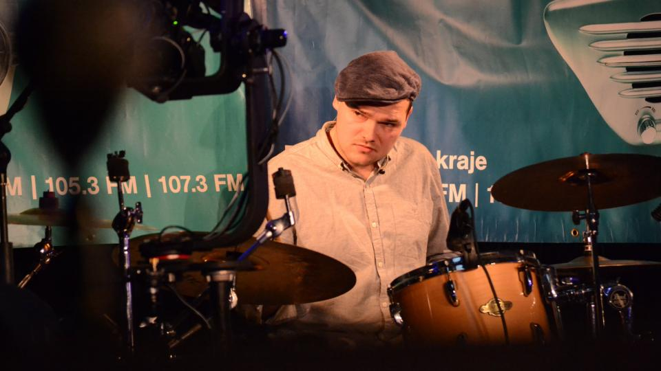 Bubeník Patrik Bartizal