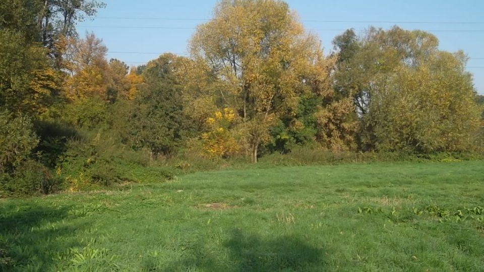 Jeseník nad Odrou, naučná stezka Krajinou povodní
