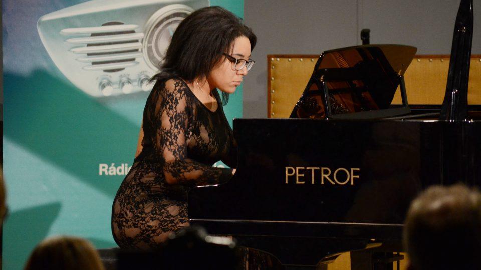 Olena Ahbapuruonvu (Ukrajina)
