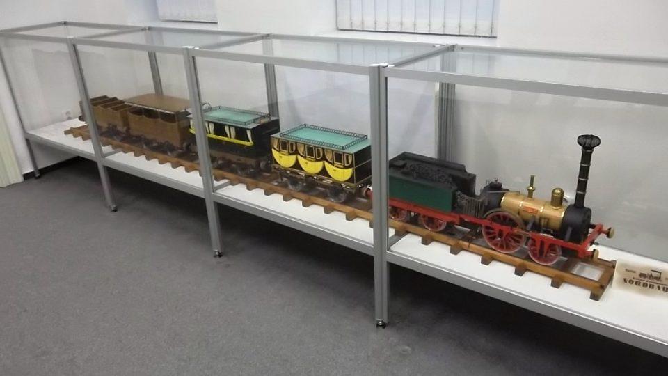 Železniční model