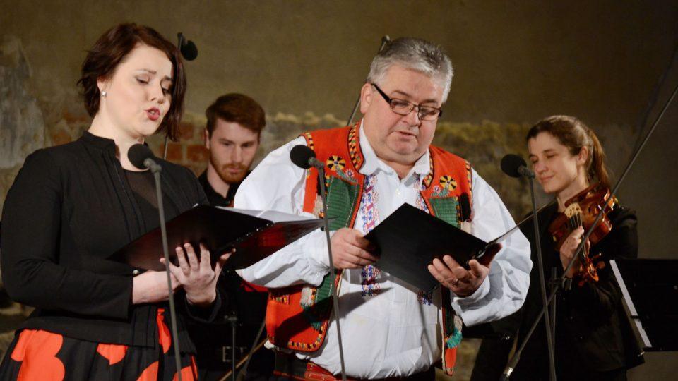 Klára Blažková a Jan Zaviačič