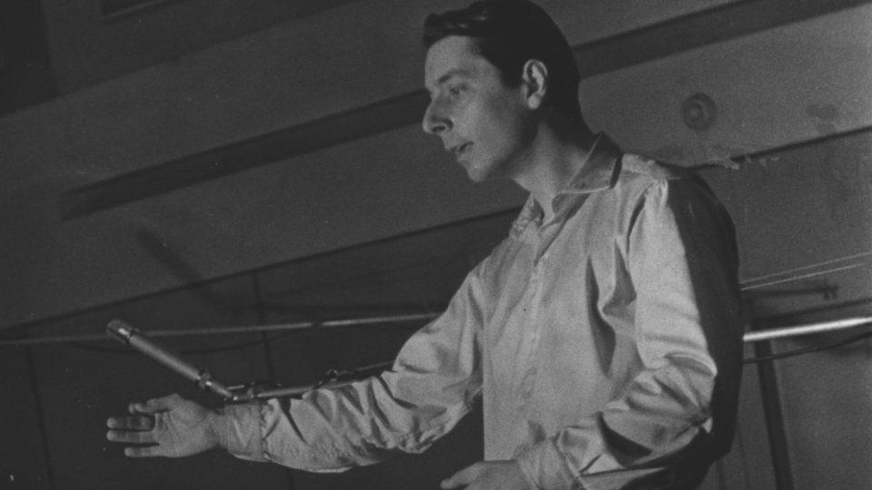 Skladatel a dirigent Jaromír Dadák (nedožitých 90)