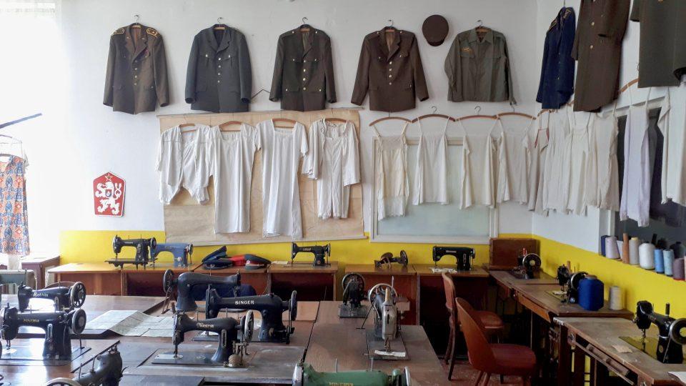 V Československu se vyráběla celá řada kvalitních šicích strojů