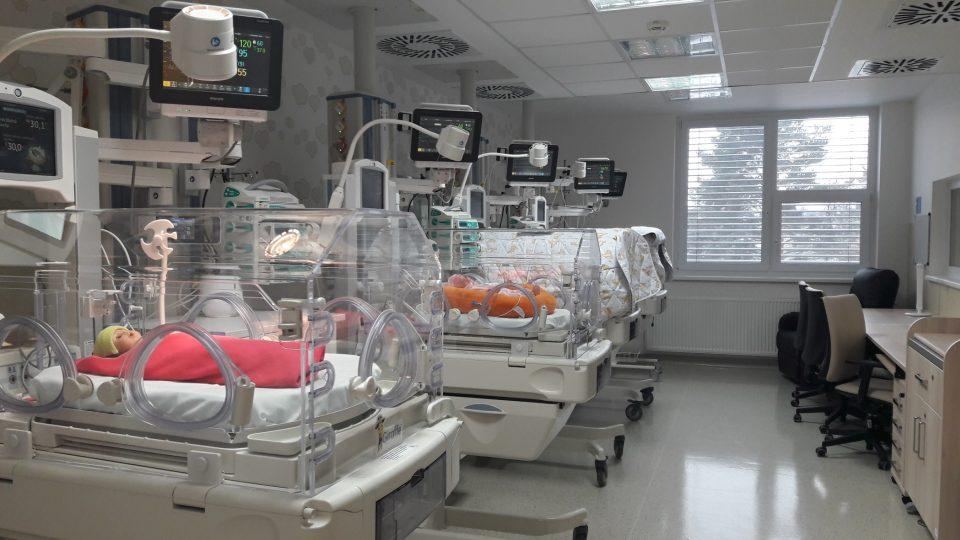 Pavilon péče o matku a dítě Fakultní nemocnice Ostrava