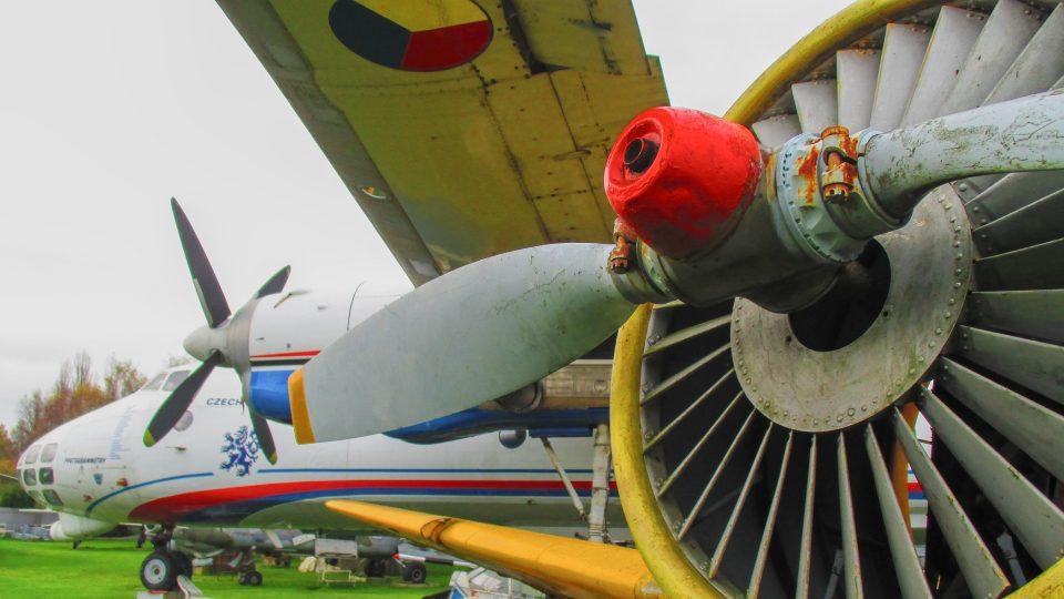Muzeum letadel u Zruče