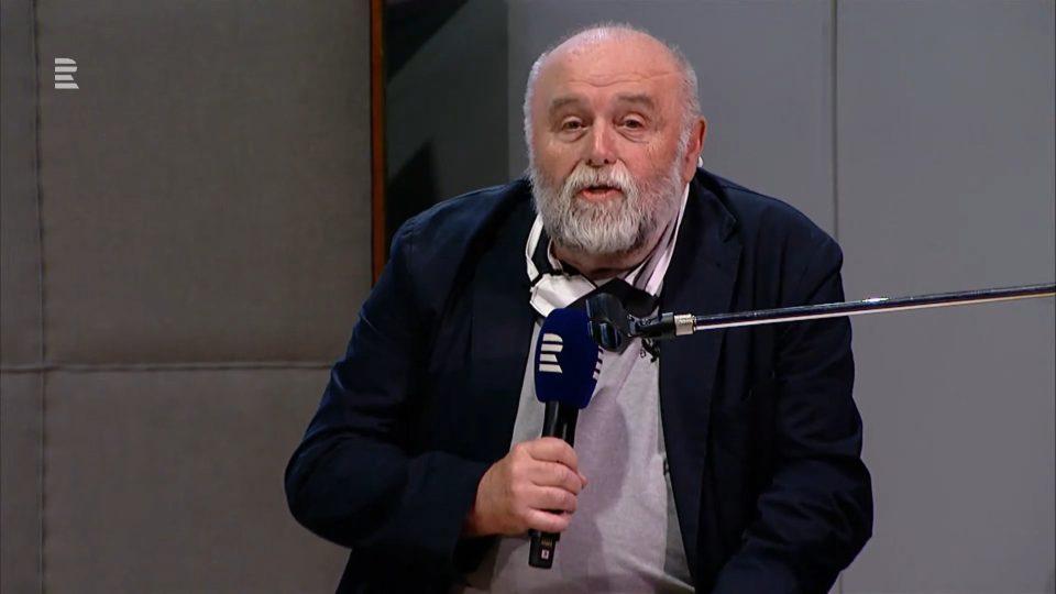 Na Jana Rokytu (a další osobnosti) zavzpomínal také Václav Bělohlavý