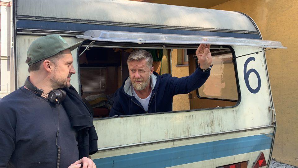 Vladimír Skórka a Jiří Langmajer