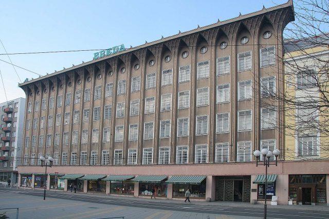 Bývalý obchodní dům Breda