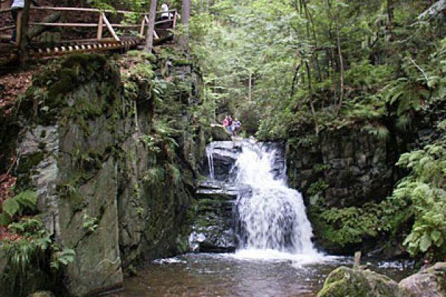Rešovské vodopády | foto: Vilém Janouš