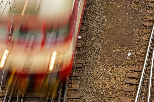 Koleje a železniční trať
