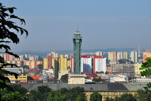 Ostrava   foto: F. Tichý