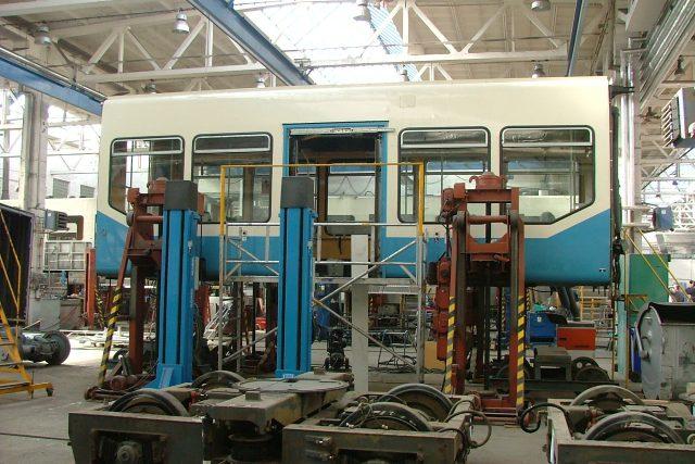 V Ostravě se mj. modernizovaly švédské tramvaje  (ilustr. foto archiv)   foto:  PAM market s.r.o.