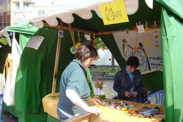 Zlínské jaro - prezentace neziskovek a dobrovolnických organizací