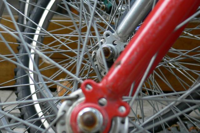 Bicykly, kola (ilustr. foto)