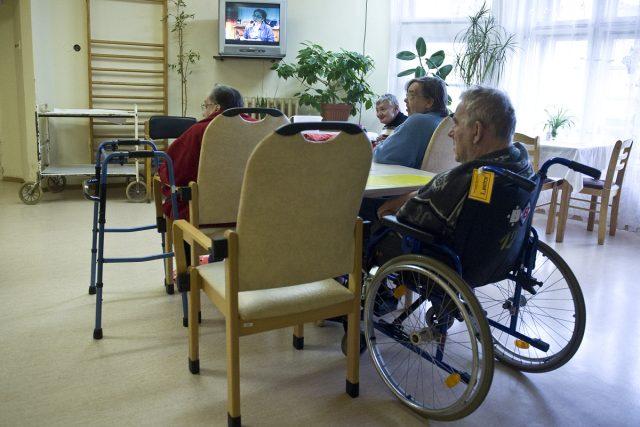 Dům pro seniory (ilustrační foto)