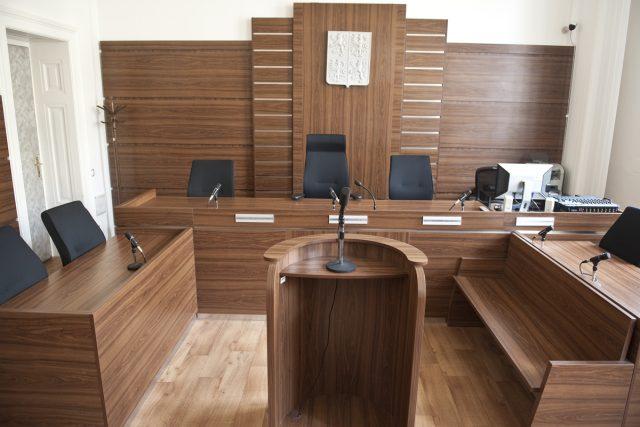 Soud (ilustrační foto)