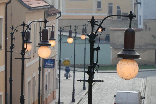 Pouliční osvětlení