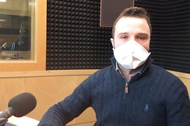 Právník Tomáš Krásný v Poradně Českého rozhlasu Ostrava