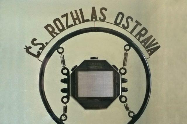 Český rozhlas Ostrava začal vysílat cyklus Střípky k 85. výročí zahájení vysílání