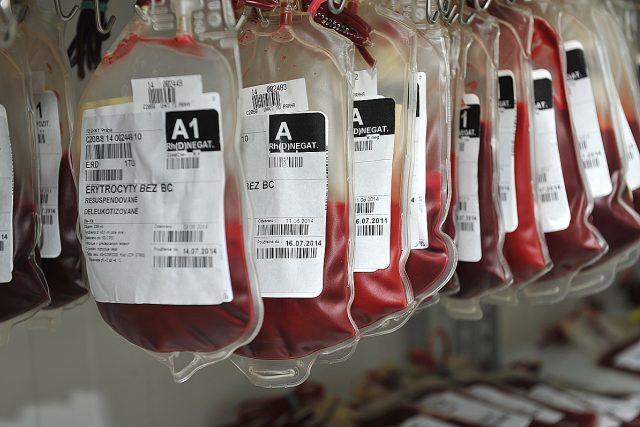 Daruj krev s českým rozhlasem, darování krve, krevní transfuze, krev