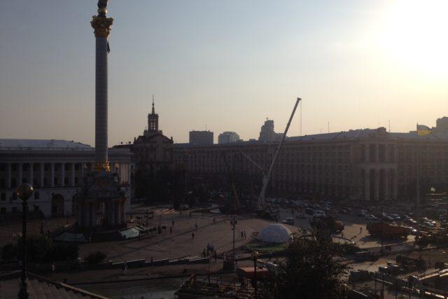 Kyjevský Majdan