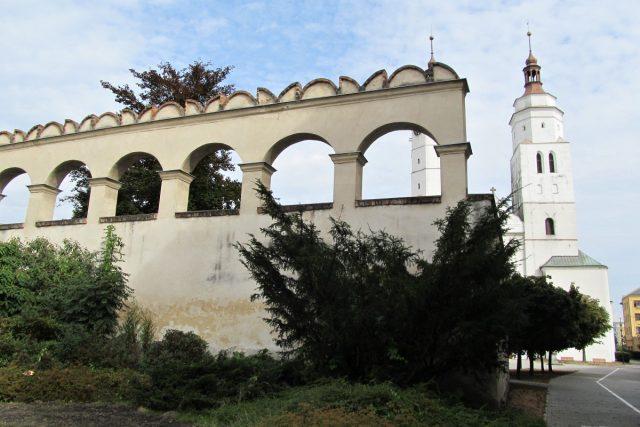 Švédská zeď   foto: Naďa Čvančarová,  Český rozhlas