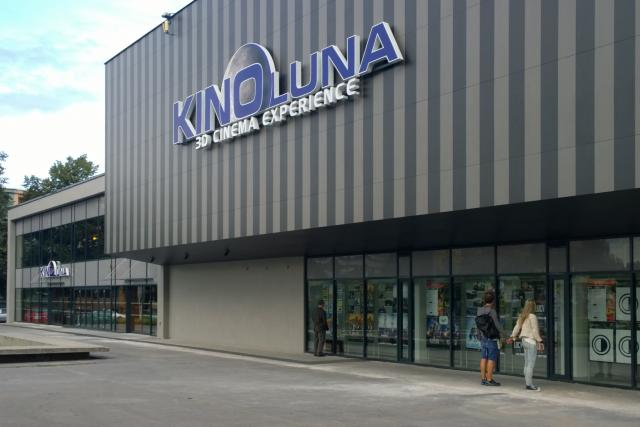 Kino Luna v Ostravě-Zábřehu