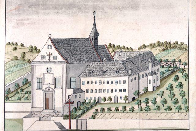Kostel sv. Josefa a kapucínský klášter