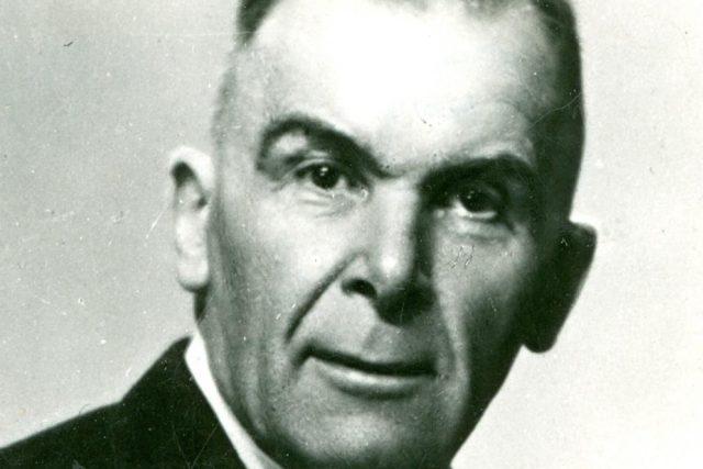 Skladatel a dirigent Jaroslav Vogel