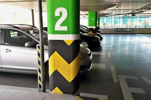 Parkovací dům Rychtářka
