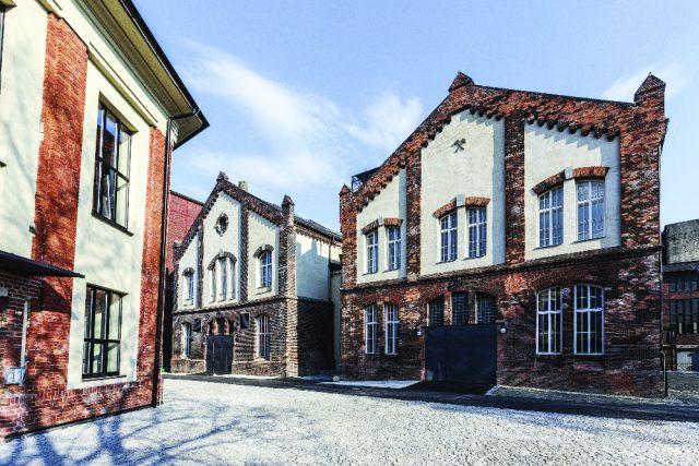 Zpřístupnění a nové využití NKP Hlubina v Ostravě získalo ocenění v soutěži Stavba roku 2015