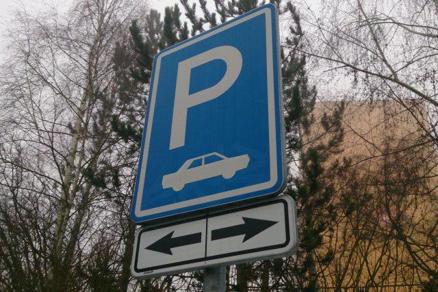 Parkoviště | foto: Martin Dušek