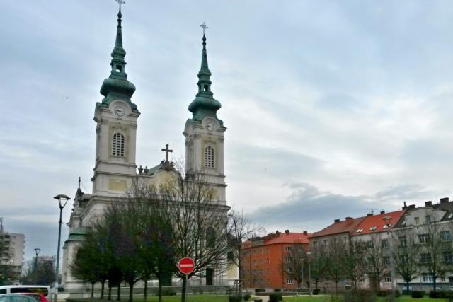 Kostel Panny Marie Královny v Ostravě-Mariánských Horách