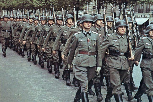 Wehrmacht, němečtí vojáci