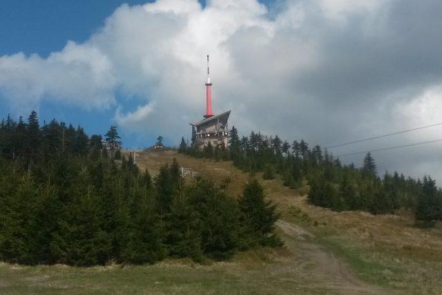 Vysílač na Lysé hoře