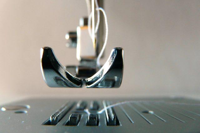 Šicí stroj (ilustrační foto)