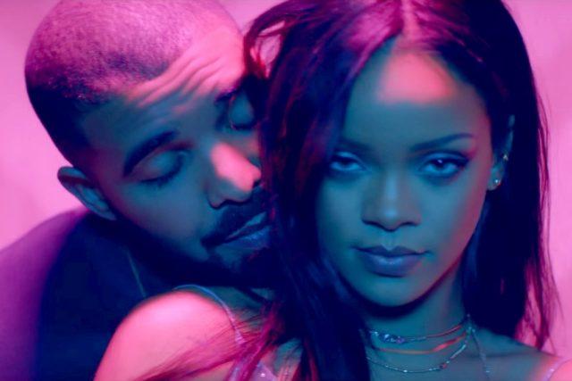 Rihanna – Work Ft. Drake   foto:  Printscreen z videoklipu k písni Work
